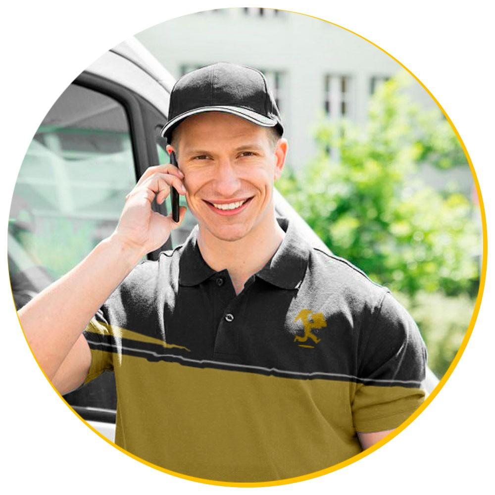Заказ грузового такси